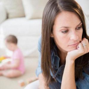 Эмоциональное выгорание у мамы. Как помочь?