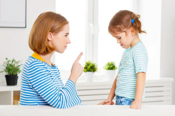 Как и когда стоит наказывать детей?