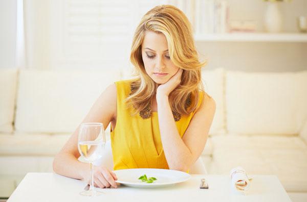 Как не навредить себе диетой