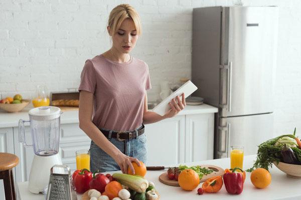 Какие продукты помогают похудеть