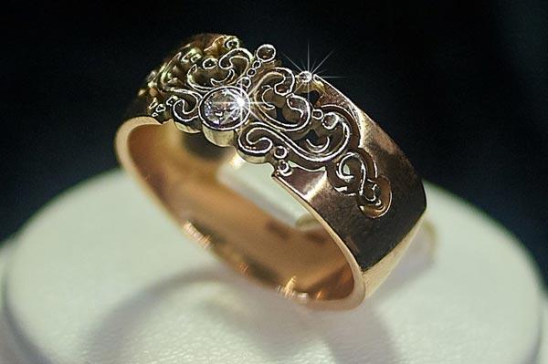 Эксклюзивное кольцо на заказ — для тех, кто ценит индивидуальность