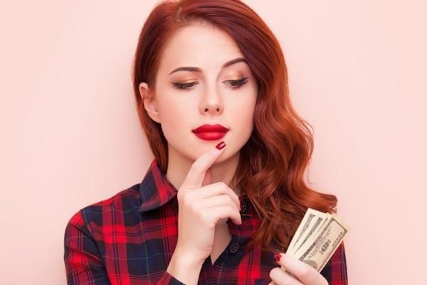 На чём не должна экономить ни одна девушка?