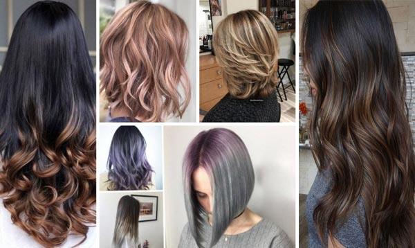 Окрашивание волос 2019: модные тенденции