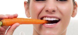 Вредная и полезная еда для зубов