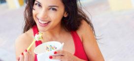 Особенности правильного питания в летний зной