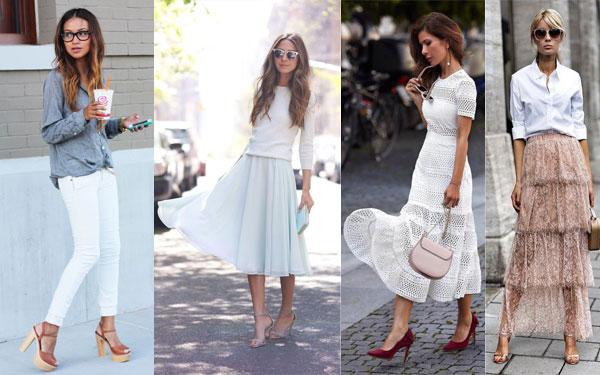 Модные тенденции весна-лето на 2019