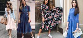 Весенние платья: 7 самых интересных новинок года