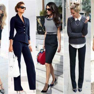 Офисная мода 2013: одежда и аксессуары