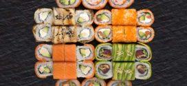 Суши – вкусное, полезное и разнообразное блюдо