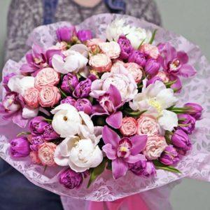 Какие выбрать цветы на День Матери?