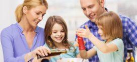 Жиры в рационе детей – что можно есть и чего следует избегать