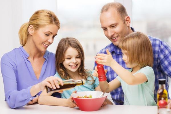 Жиры в рационе детей - что можно есть и чего следует избегать