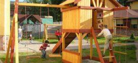 Детское пространство для игр