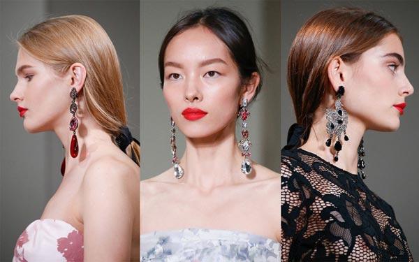 Модные серьги: модели, которые будут популярны в этом году