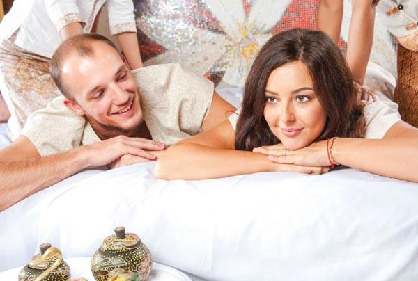 Особенности тайского массажа для семейных пар