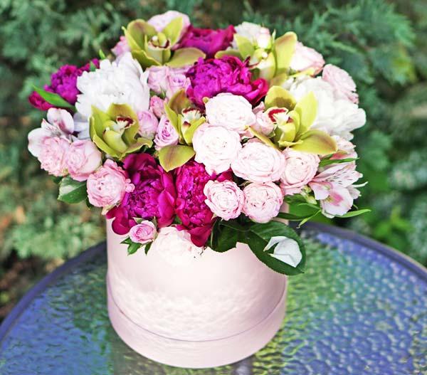 Цветы для выпускного бала