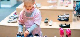 Как правильно выбрать комфортную обувь для ребенка