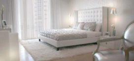 Белая спальня – на что обращать внимание при ее обустройстве