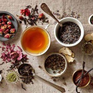 Необычный чай: Ройбуш и Улун