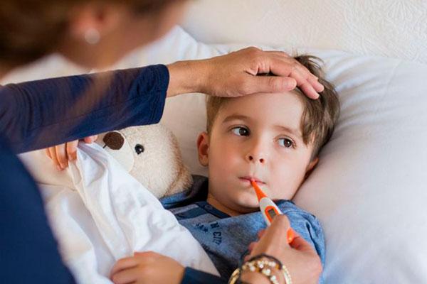 Применение анаферона: помощь при гриппе у детей