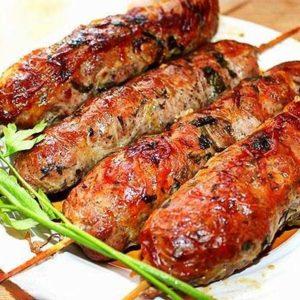 Как вкусно приготовить люля-кебаб из говядины дома