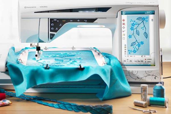 Зачем нужна вышивальная машина