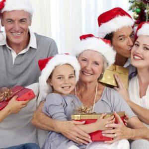 Что подарить на Новый год родным и близким?