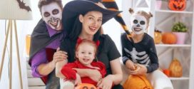 Как отпраздновать хэллоуин с детьми