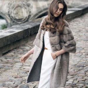 Модные модели шуб 2019
