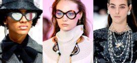 Модные аксессуары осень-зима 2019-2020