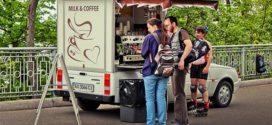 Кофемашина на колесах – бизнес, приносящий хороший доход