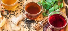 Полезные свойства и рецепты чаев