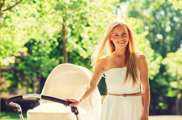 Положительные стороны материнства