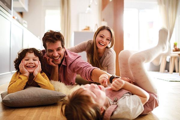 Второй брак: как подружиться с чужим ребенком