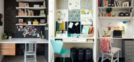 11 творческих идей для домашнего офиса (фото)