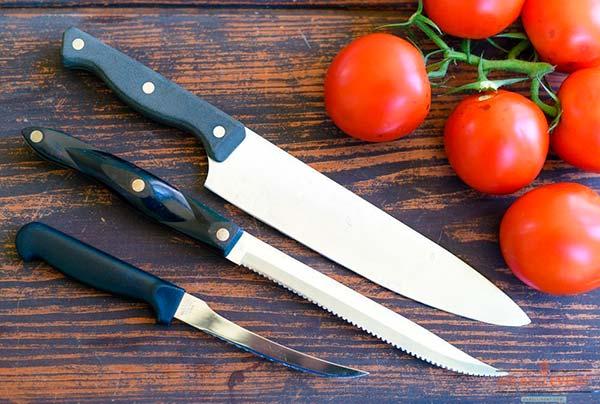 5 необычных способов заточки ножа в домашних условиях