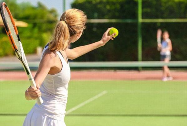 Большой теннис - спорт леди и джентльменов