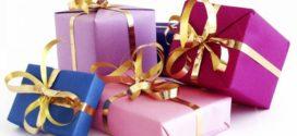 Что подарить на день рожденья