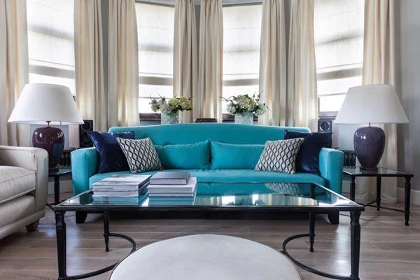 Дизайн гостиной от классики до модерна