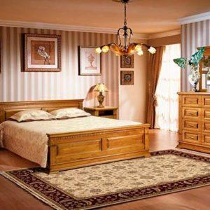 Мебель из массива придаст солидности интерьеру