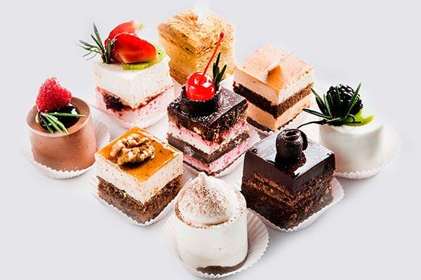 Какие бывают начинки для тортов