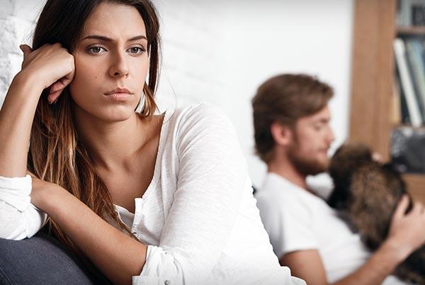 Нет любви к мужу. Что делать? Советы психолога
