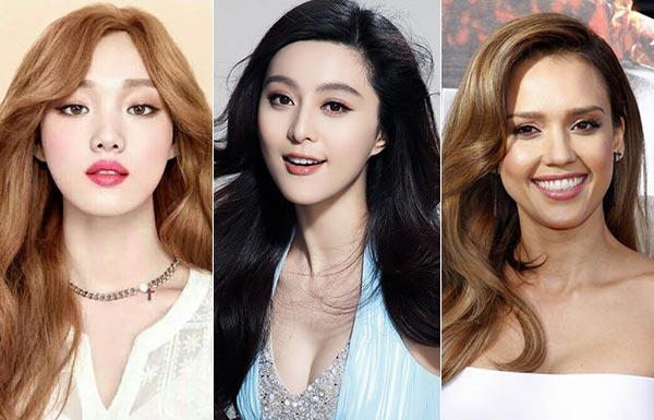 Стандарты красоты в Корее, Америке, Китае