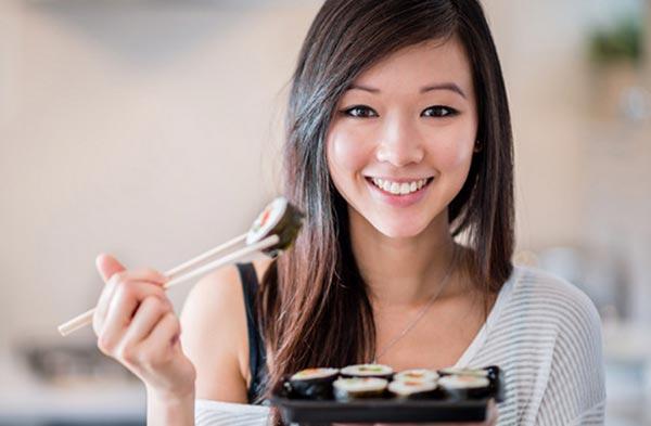 Загадочная Япония и ее кухня