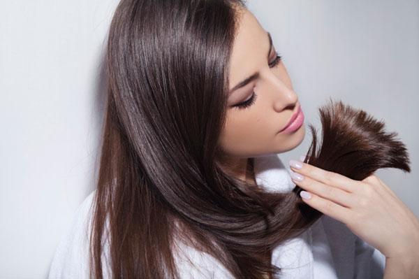Как делать глазирование волос у себя дома