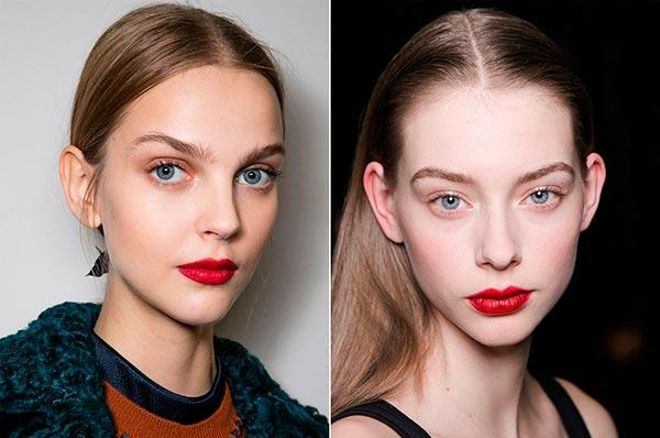 Модный макияж сезона осень-зима 2019-2020
