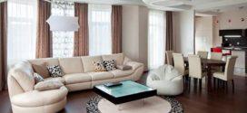 Несколько классических правил оформления гостиной