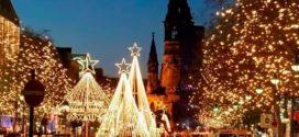 Рождественские праздники. Куда поехать в Европе?