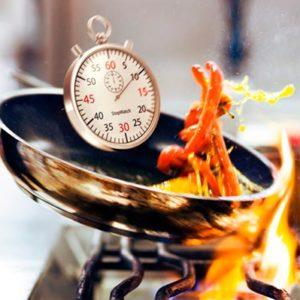 6 практических советов, позволяющих экономить время при приготовлении пищи