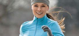 Уход за кожей зимой после тренировки